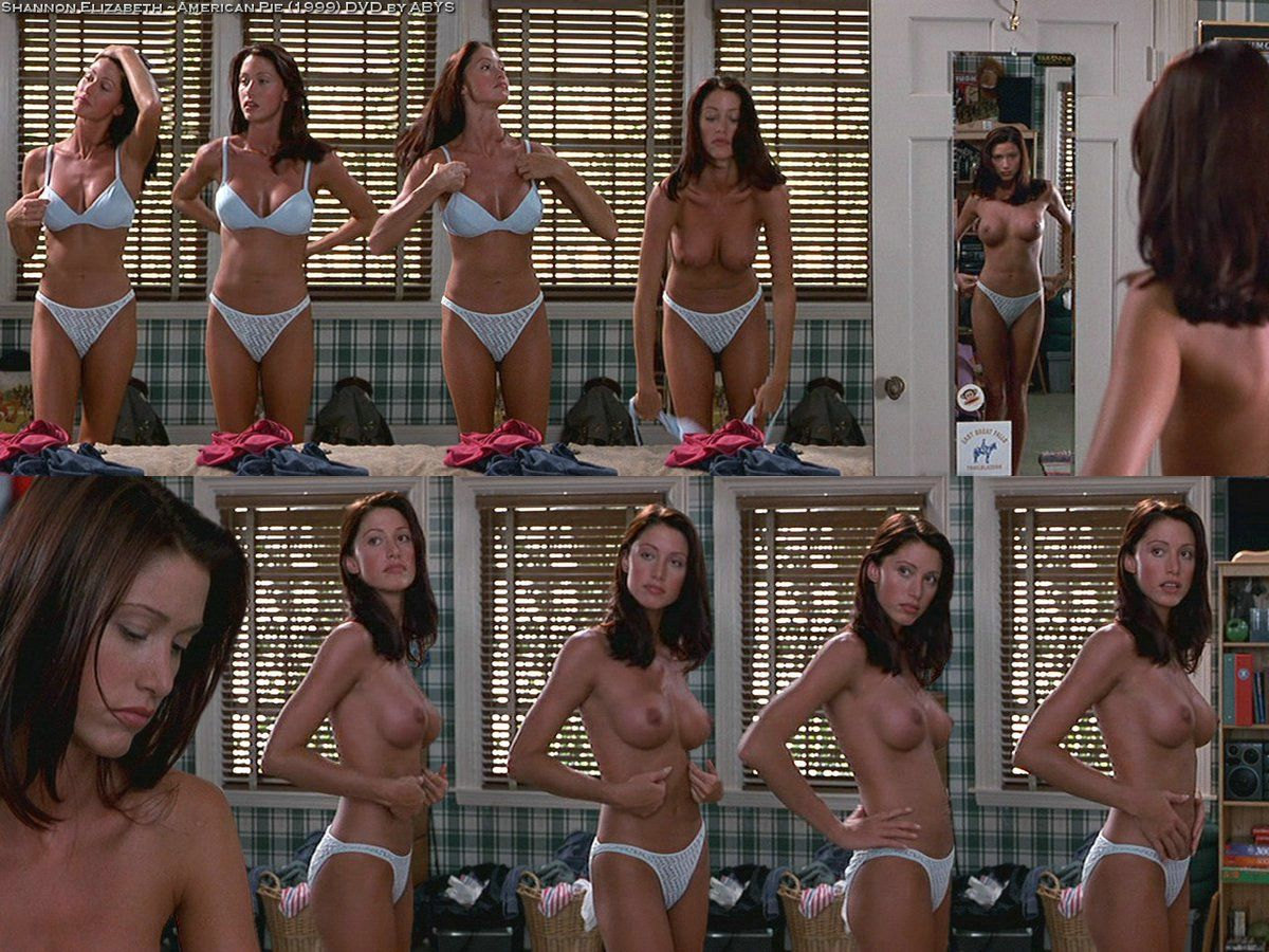 Are some shannon elizabeth american pie Exaggerate. agree